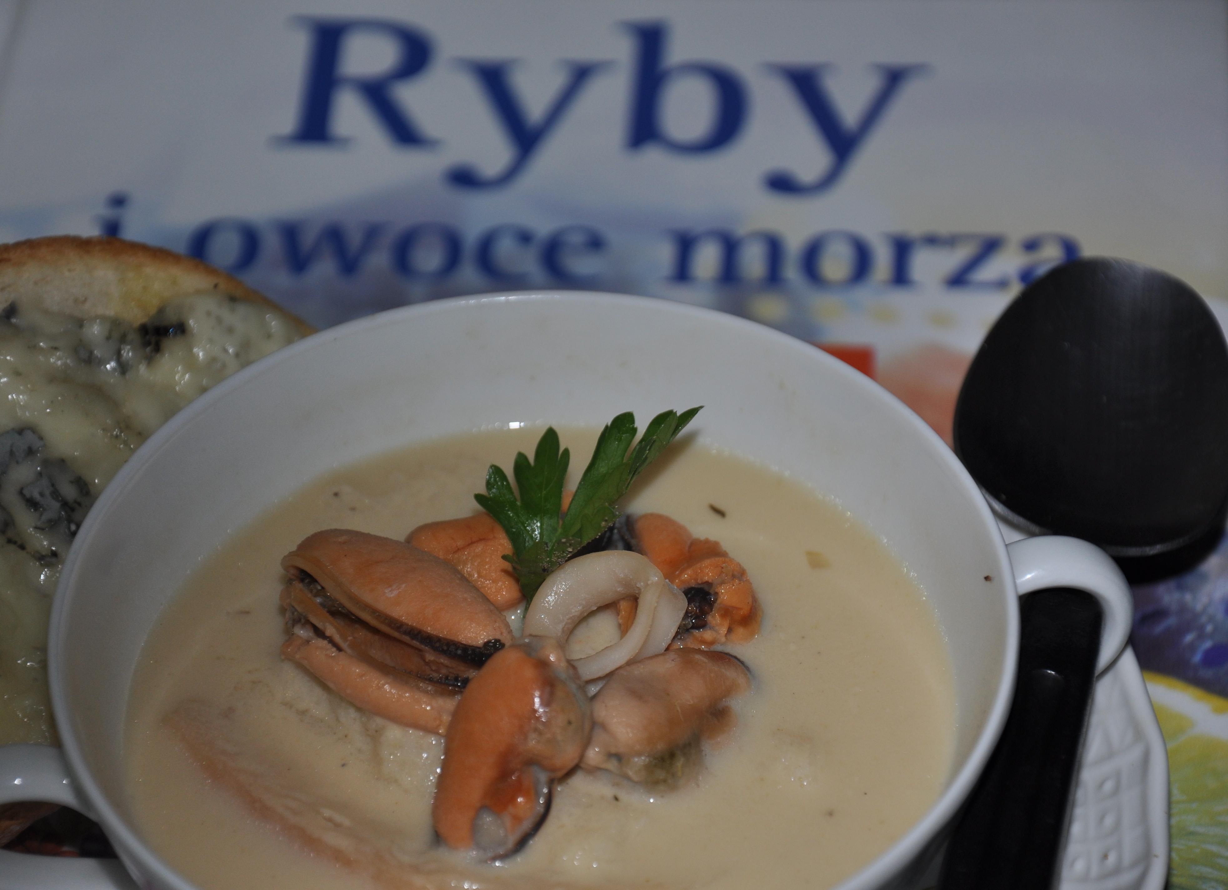 zupa z muli