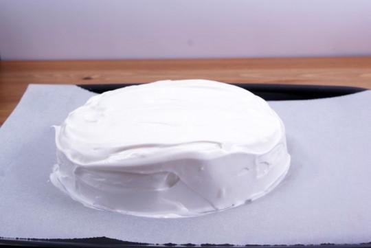 biała pavlova