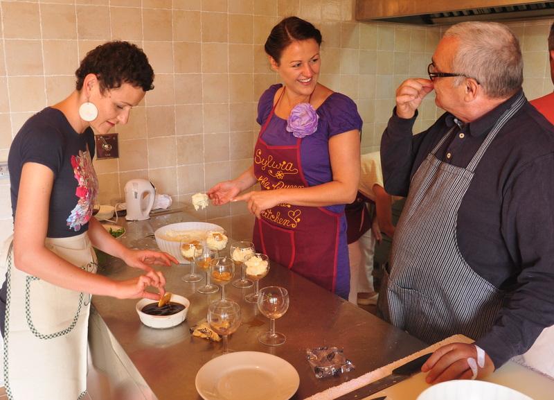 lekcja gotowania