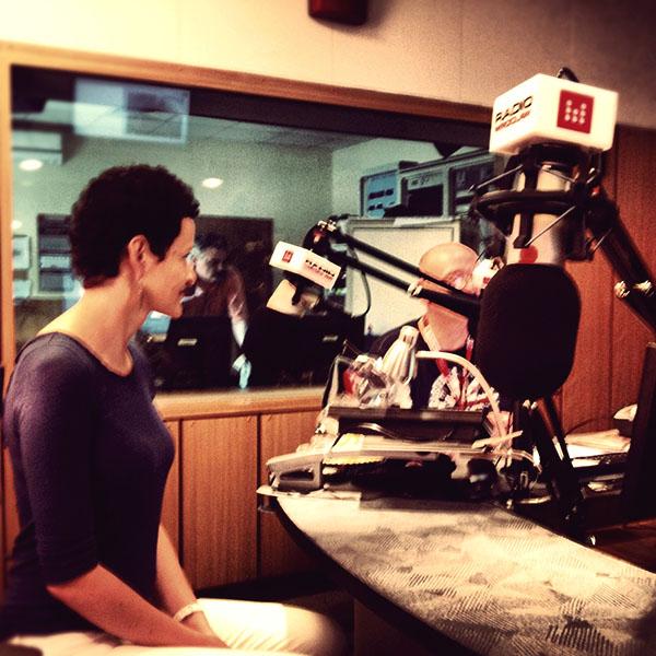 Agata w Radio Wrocław