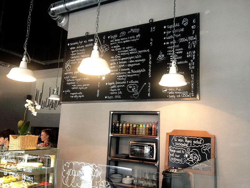 Central Café we Wrocławiu