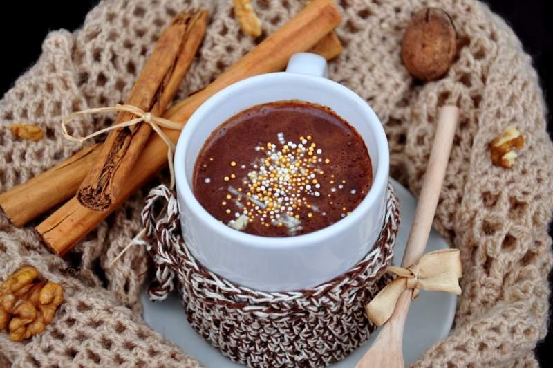 czekolada piernikowa