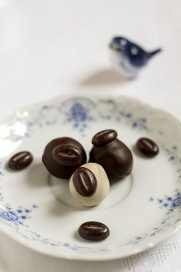 Czekoladki kawowe