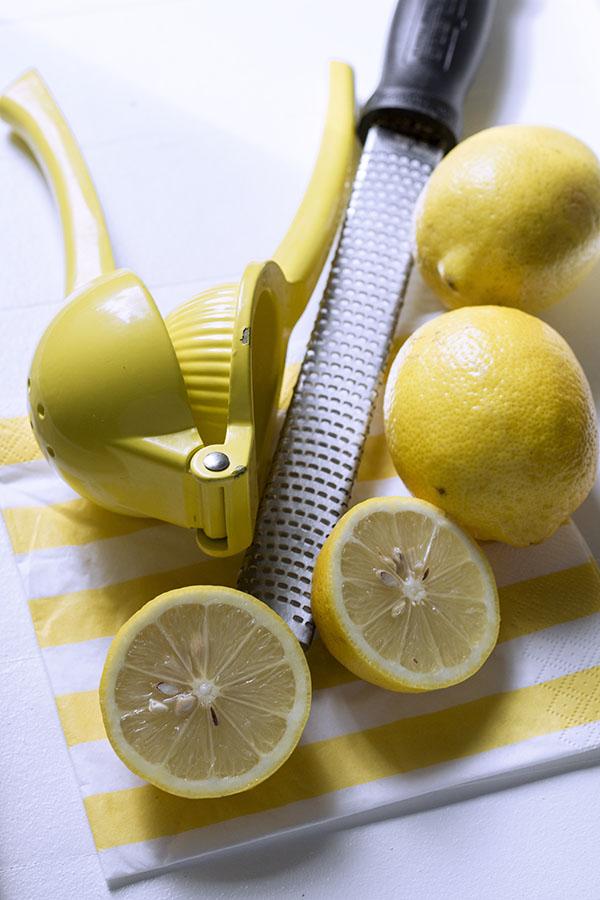 Klasyczny lemon curd