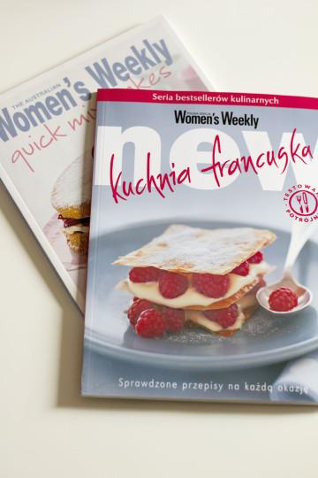 Kuchnia francuska - polska edycja Women's Weekly