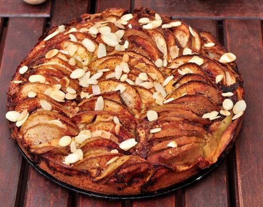 włoskie ciasto z jabłkamiDSC_0207