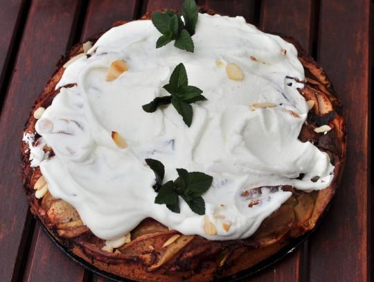 włoskie ciasto z jabłkami