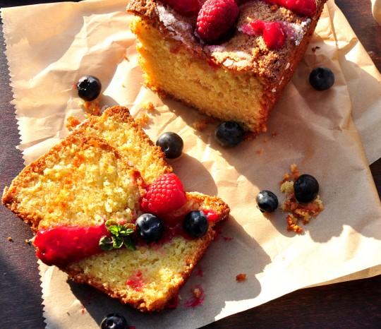 ciasto cytrusowe