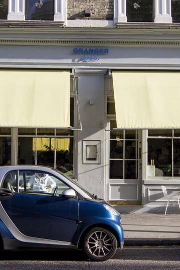 Restauracja Billa Grangera w Londynie