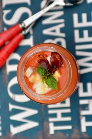 gazpacho z Cordoby