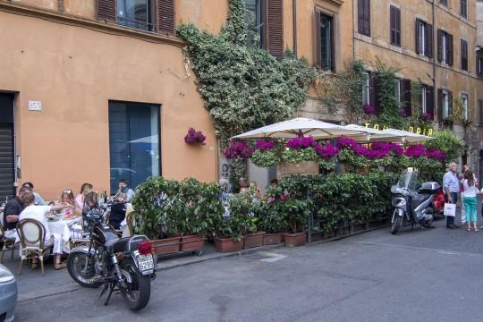 Antica Trattoria Tritone, Rzym