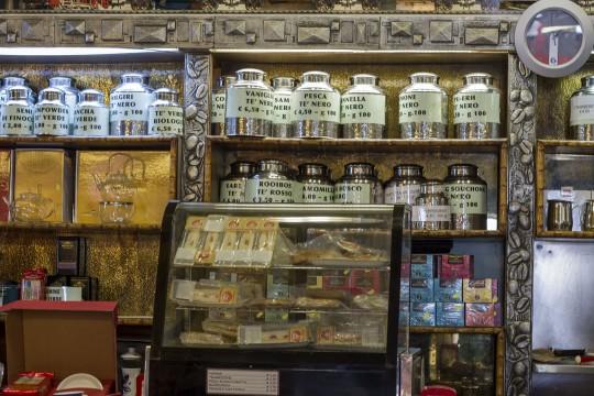 Kawiarnia Tazza D'oro w Rzymie