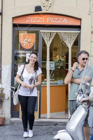Zizzi Pizza, Rzym