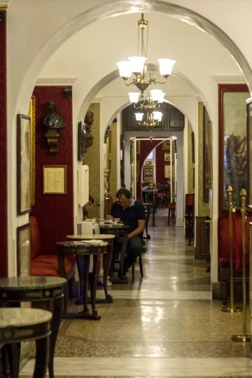 Antico Caffè Greco, Rzym