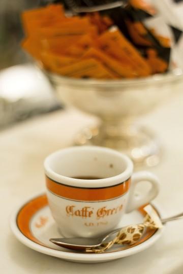 Antico Caffe Greco, Rzym