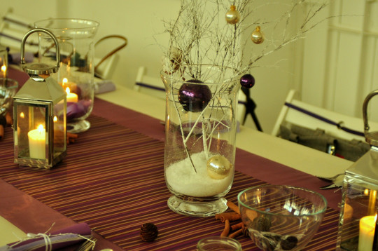 świąteczny stół
