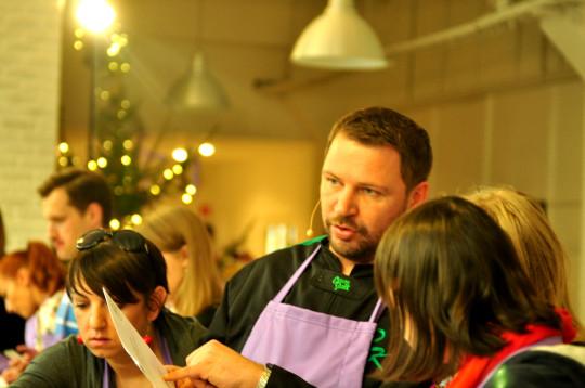 szef kuchni Michał Kopera