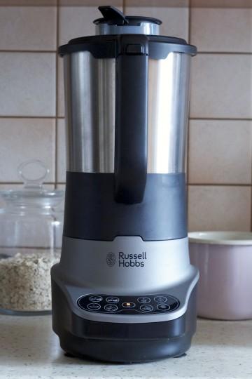 Zupowar Russell Hobbs - test produktu