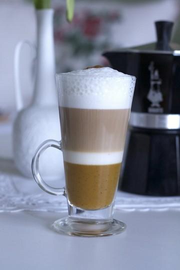 Dyniowa kawa latte (Pumpkin spice latte)