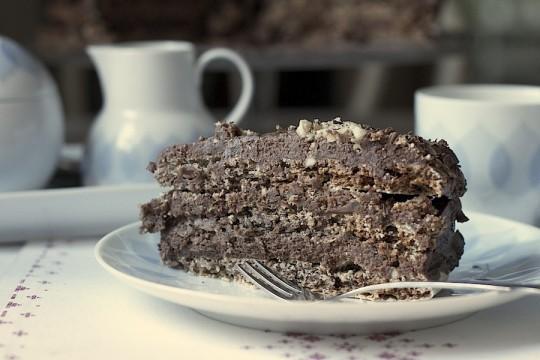 Tort bezowy Rocher