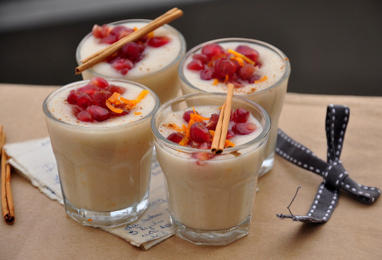 pudding ryżowy