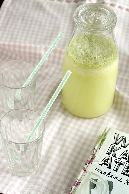 Lemoniada cytrynowa - bitter lemon - bez cukru