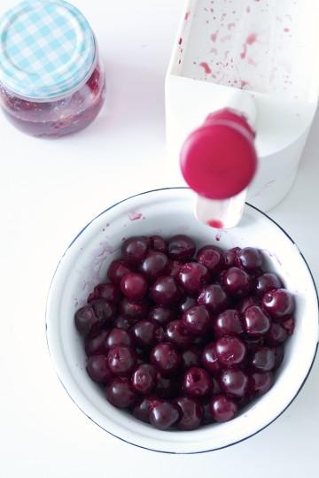 srylowane wiśnie