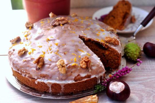 ciasto z dynią Gotujmy Zdrowo