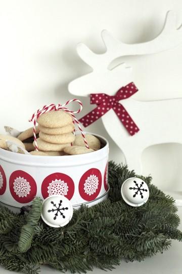 Ciasteczka z kardamonem bez laktozy