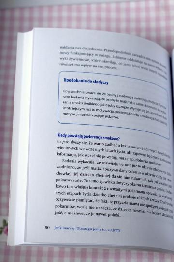 Jedz inaczej - recenzja książki
