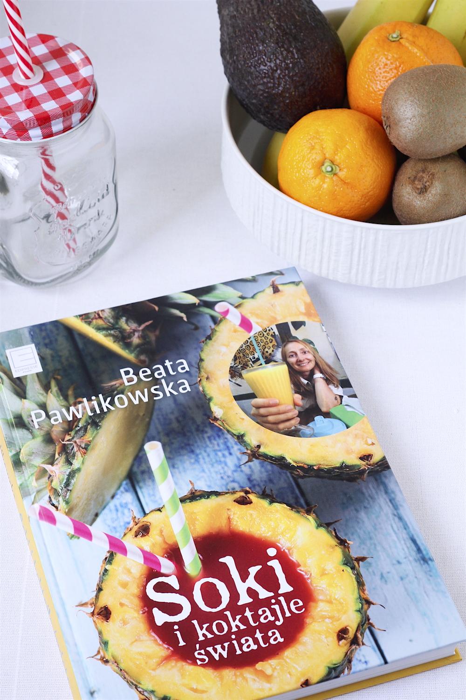 Soki i koktajle świata – recenzja książki Beaty