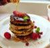 3 składnikowe placuszki z płatków owsianych – bez cukru