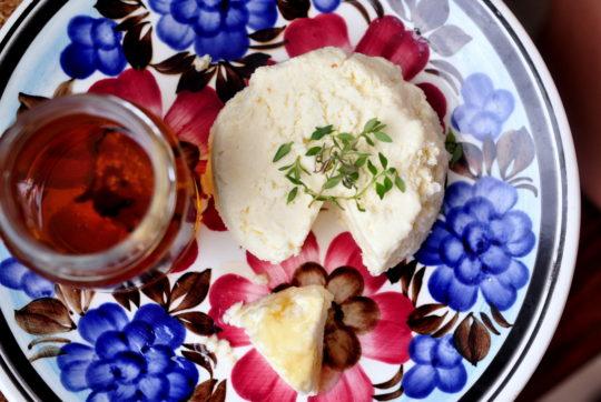 jak zrobić domowy ser