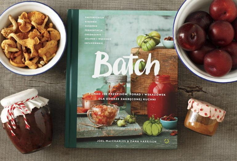 Batch - najlepsza książka o przetworach
