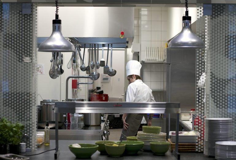 Restauracje Kuchnia W Formie