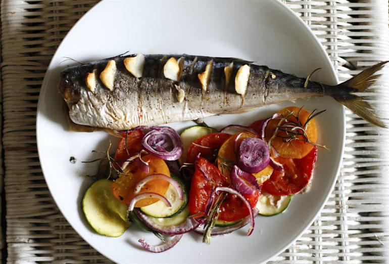 Ryby I Owoce Morza Kuchnia W Formie