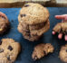 Szybkie czekoladowe ciastka – bez cukru